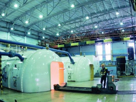 Ангарчане приспосабливаются к падению популярности атомной энергетики