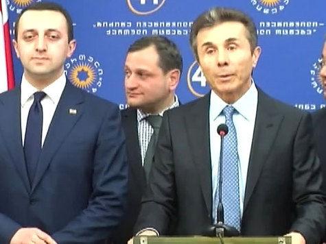 Грузинский премьер Иванишвили назначил главу МВД своим преемником
