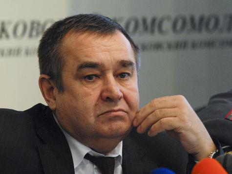 Ликсутов сменил Лямова на посту заммэра Москвы по транспорту