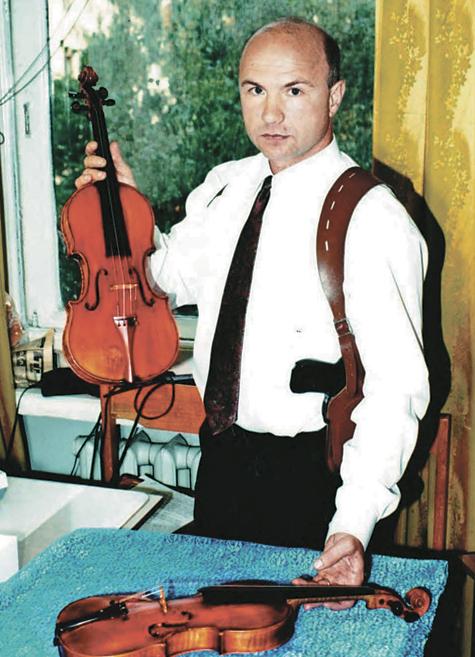 Первая скрипка воровского мира
