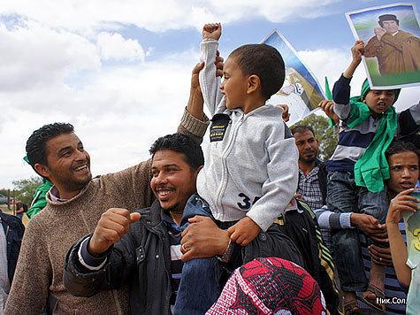 """Корреспондент """"МК"""" передает из Ливии"""