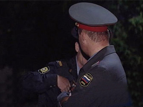 Милиционер зарезал гаишника на праздничном ужине
