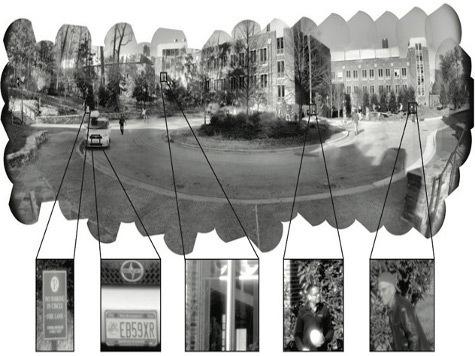 Сделан фотоаппарат, который может снимать с разрешением 1 гигапиксель