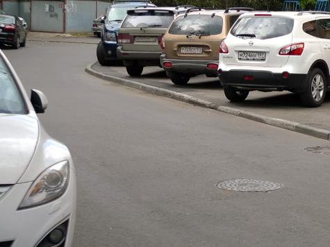 На неправильно припаркованные авто можно устроить фотоохоту