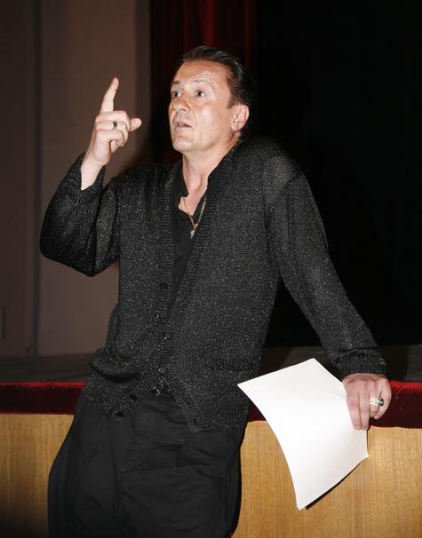 Эксклюзив «МК»: Олег Меньшиков начинает с глубокого ребрендинга театра