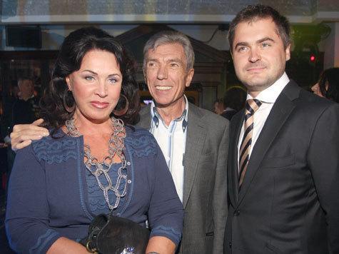 На вечеринке Андрея Малахова сплошь и рядом звезды играли тщательно продуманные сценки