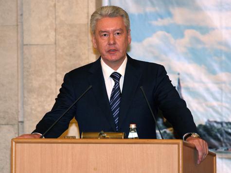 Москвичи оценили Сергея Собянина