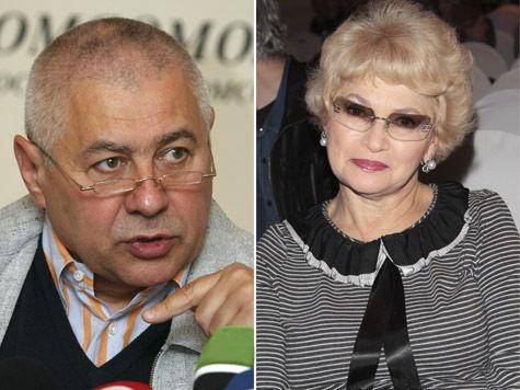 Людмила Нарусова и Глеб Павловский как новые оппозиционеры