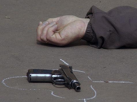 Коммерсанта расстреляли за спущенные штаны