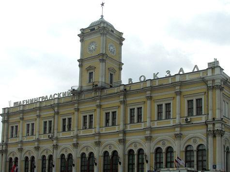Песню Газманова оставят на Ленинградском вокзале