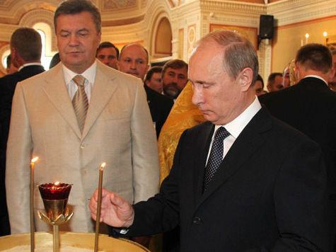 Путин принял «второе крещение Руси»