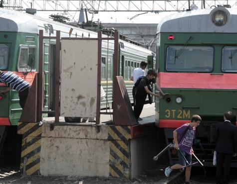 С «зайцами» в поездах будут бороться особые инспектора