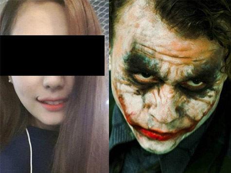 Эпидемия «улыбки Джокера» охватила Южную Корею