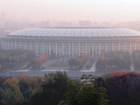 Стадион могут построить заново из-за Чемпионата мира по футболу 2018 года