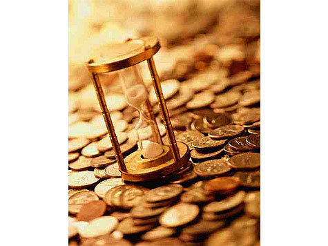 Ковка денег в кассе Кудрина