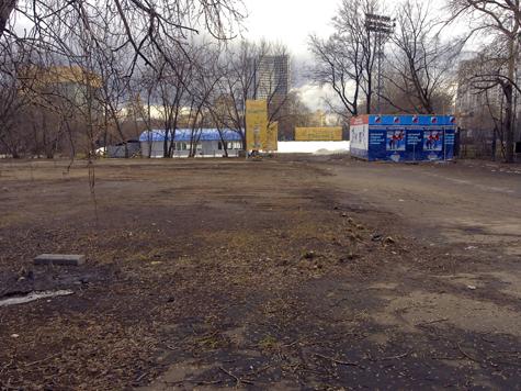 Стадионы «Красная Пресня» и «Локомотив» в Москве ждет масштабная реконструкция к чемпионату мира по футболу 2018 года