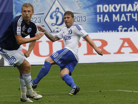 Невероятным противостоянием «Динамо» – «Волга» стартовал чемпионат России