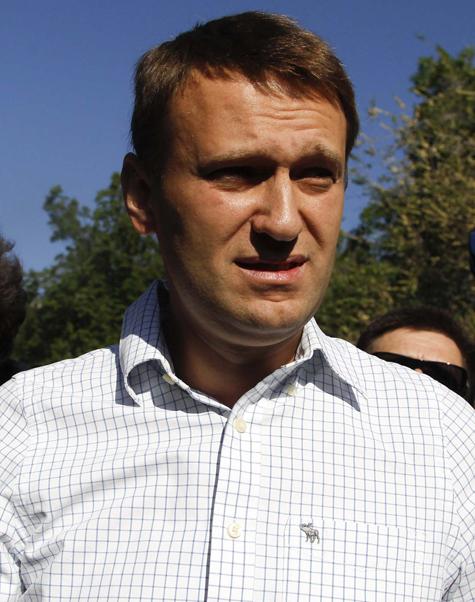 Навальный, Удальцов и Яшин рассказали «МК», каково им было за решеткой