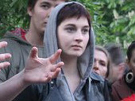 Задержанную за беспорядки на Болотной площади изолировали по-новому