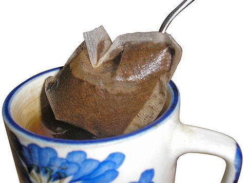 Чай в пакетиках разрушает зубы и может вызвать отравление
