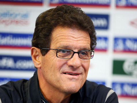 Сумеет ли Капелло вернуть Англию на футбольный трон?