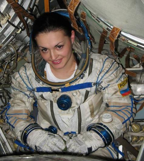 Женщина-космонавт не будет разбивать коллектив