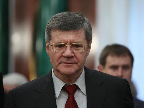 Генпрокурором