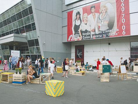 Среди неравнодушных москвичей популярны проекты по изменению городского пространства