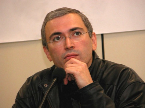 Ходорковский дал новое интервью