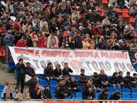 «Спартак-Нальчик» должен вернуться в премьер-лигу!