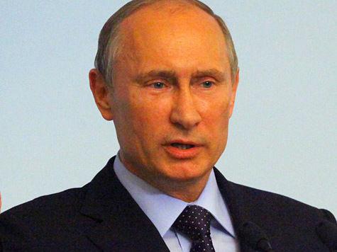 Путин на инаугурации — о Собянине: