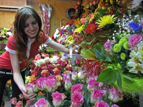 6000000 тюльпанов для москвичек