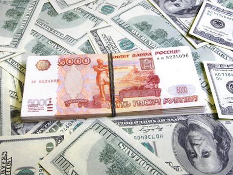 Россия рублю не верит