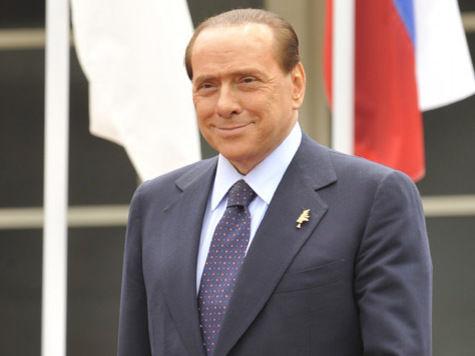 Берлускони: «Мои дети чувствуют себя, как евреи при гитлеровском режиме»