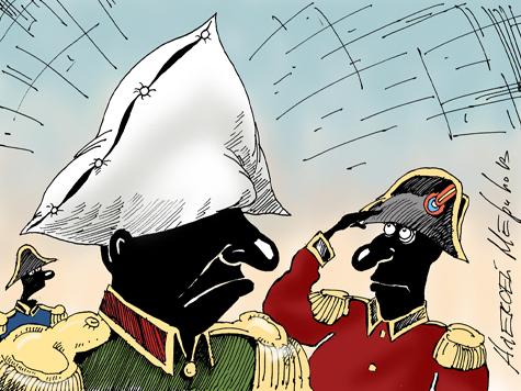 Вице-премьер «по ВПК» Дмитрий Рогозин может стать одновременно и главой военного ведомства