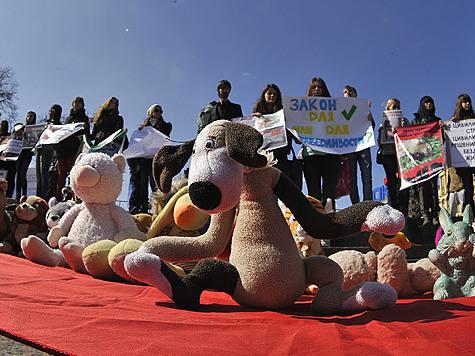 Зоозащитники требуют поменять законопроект о животных