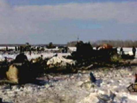 Жертв авиакатастрофы под Тюменью не повезут в Москву