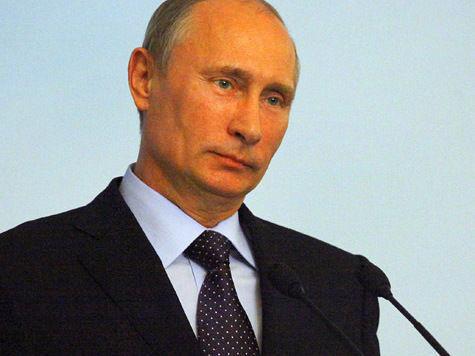 Путин отпраздновал 1025-летие крещения Руси в Киеве