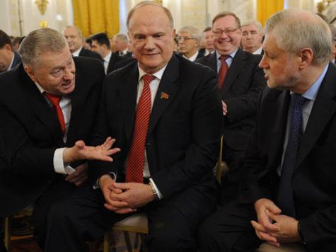 Дума одобрила «паршивый» бюджет со скандалом