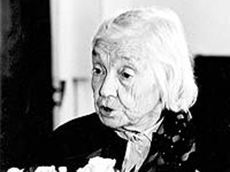 Ушла из жизни долгожительница Паулина Мясникова