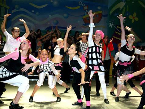 Эстрадный балет «Апельсин» стал победителем в Сочи