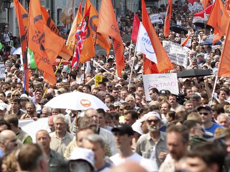 Новые акции оппозиции в Москве намечены на 26 июля
