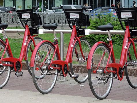 Подмосковные достопримечательности станут доступны для велосипедистов