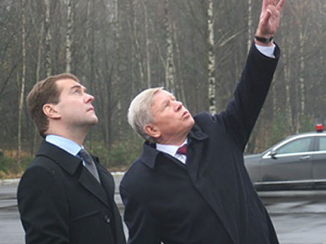 Медведев вынес представление руководителю ведомства