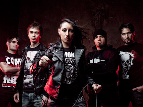 Большой сольный концерт – презентация московской рок-группы LOUNA