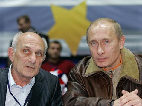 Умер человек, научивший Путина дзюдо