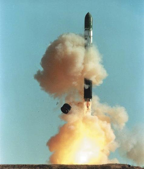 Штатам утерли нос ракетой