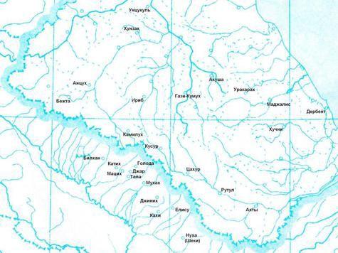 Разгром Ибрагим-хана в Джарском ущелье