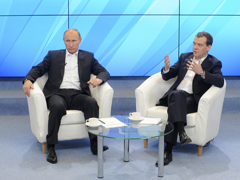 Новые «сетевые лица» президента и премьера