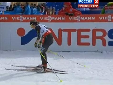 Внезапная «бронза» и шоковый провал российских лыжников